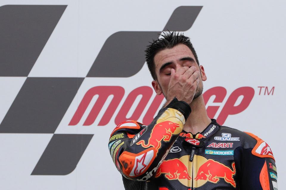 MotoGP: Hervé Poncharal quer Miguel Oliveira na Tech3