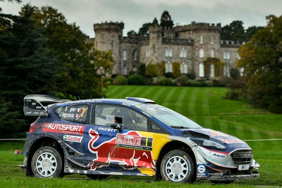 Rali da Grã-Bretanha pode sair do WRC