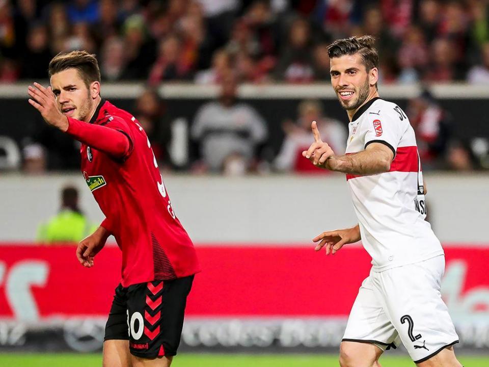Alemanha: empate entre Hannover e Estugarda