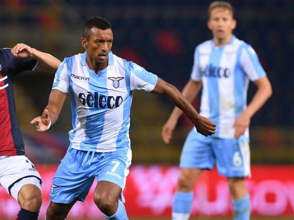 Lazio: Nani enfrenta nova paragem