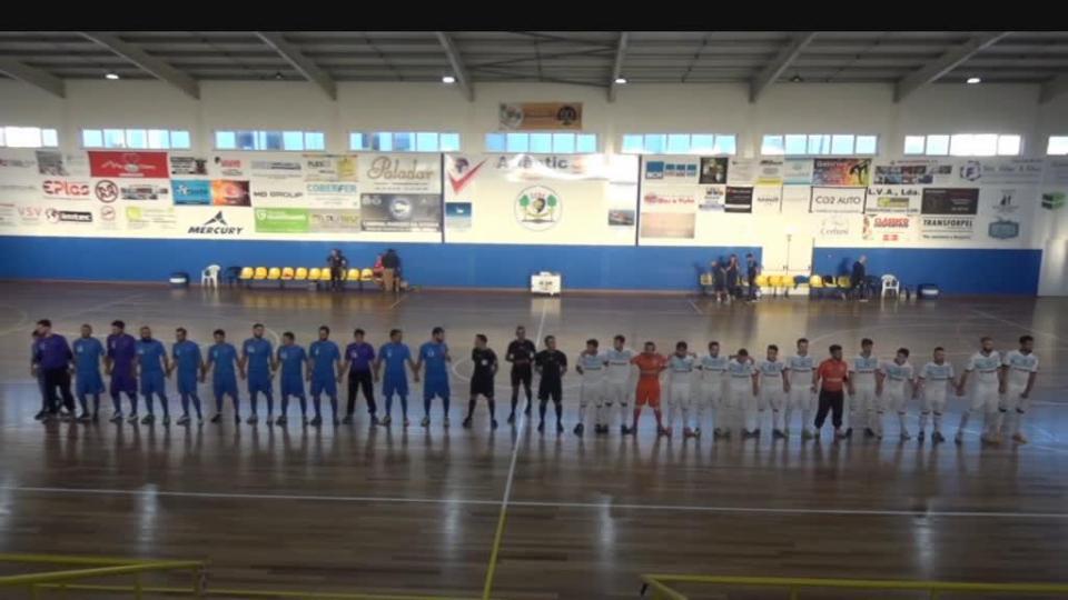 Futsal: Belenenses junta-se a Sporting e Benfica nos oitavos da Taça