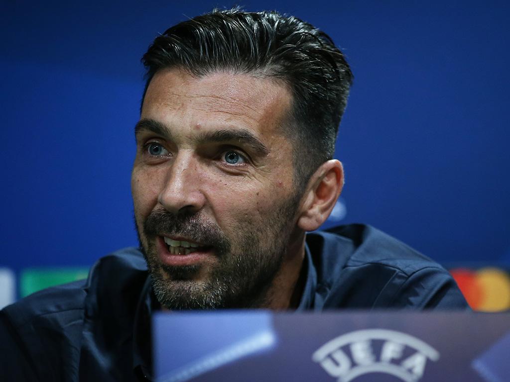 Buffon: «Último jogo na Champions? É possível, mas não me deprime»