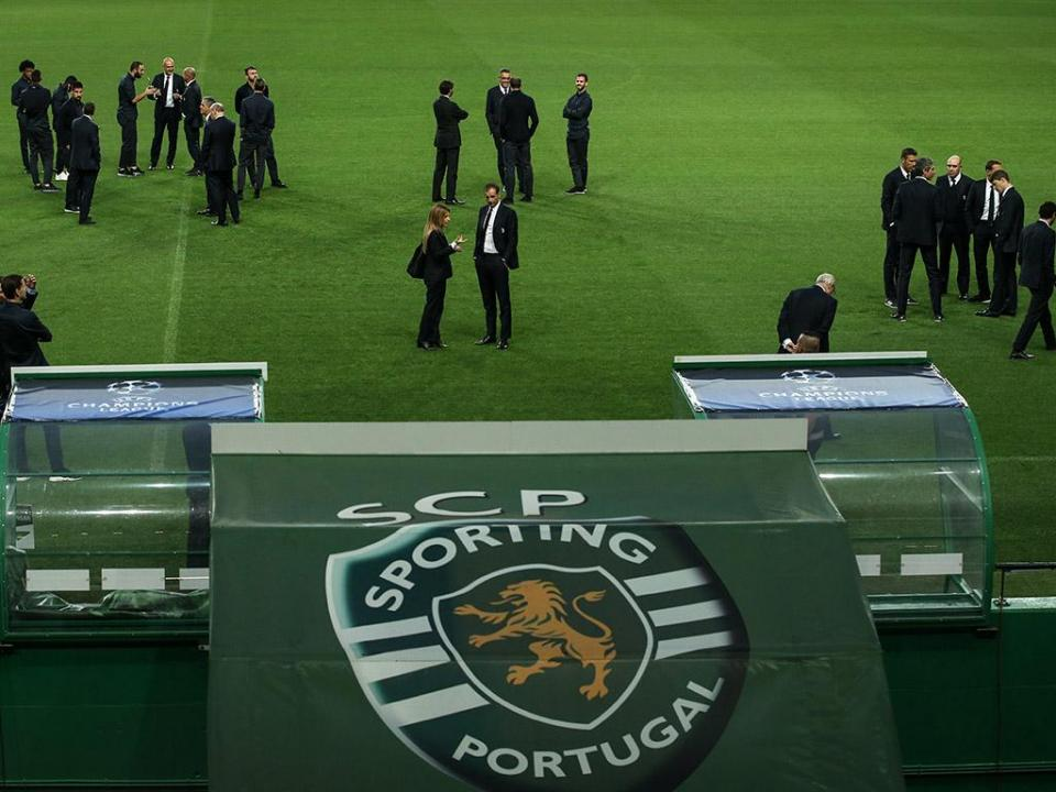 Sporting: Holdimo apela à «contenção de todos os jogadores»