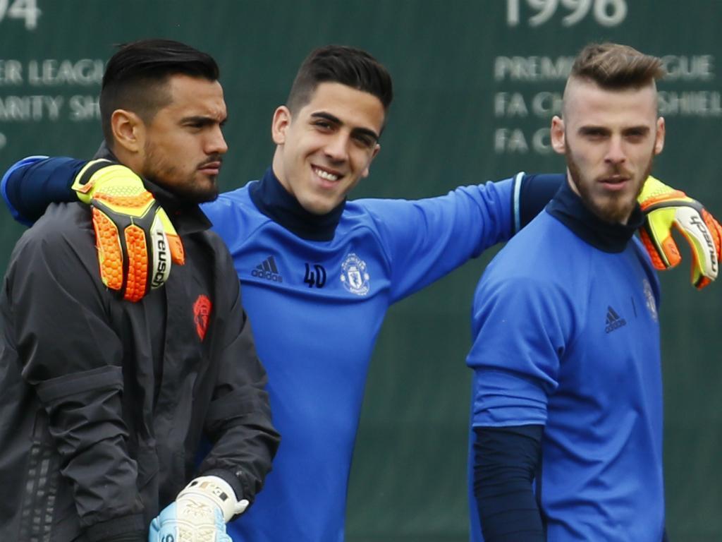 Joel Pereira: «É sempre bom ouvir elogios de Mourinho»