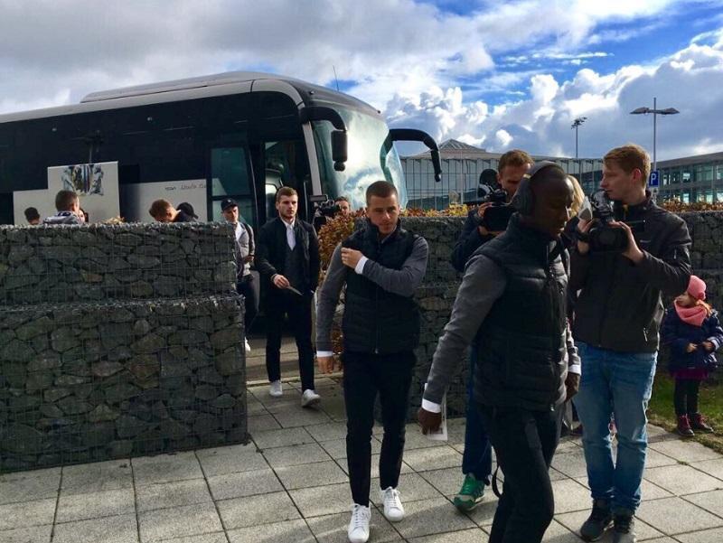 Conceição repete onze do Bessa — FC Porto-Leipzig