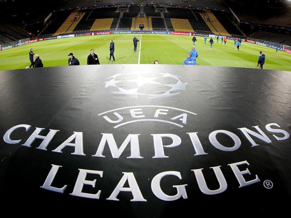 UEFA: inquérito disciplinar à Roma por incidentes no jogo com o Liverpool