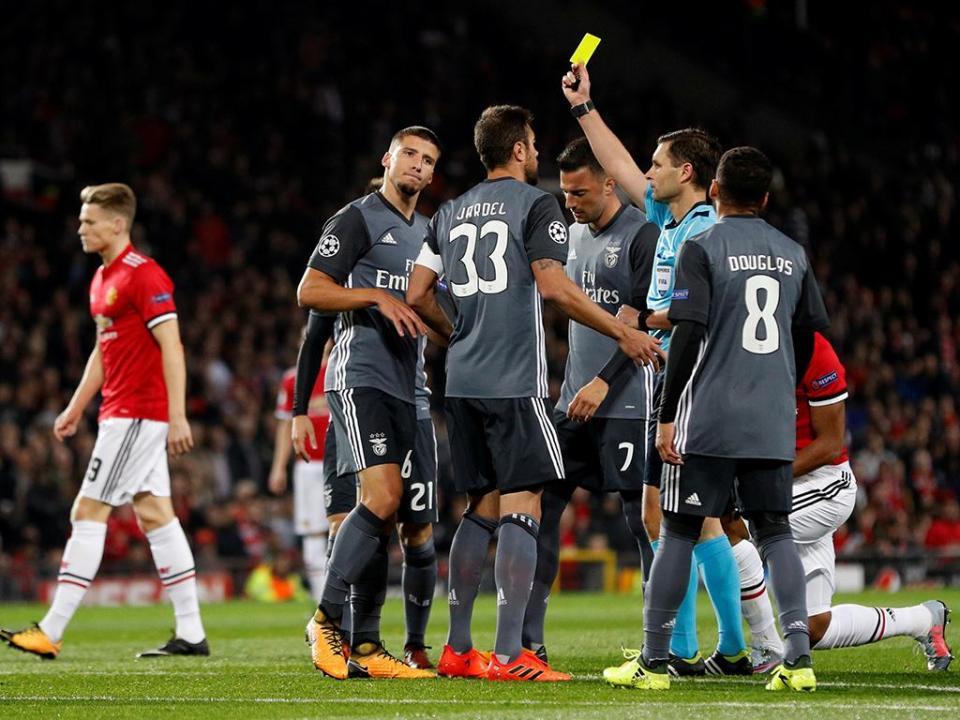 Liga Europa: árbitro lituano no Arsenal-Sporting