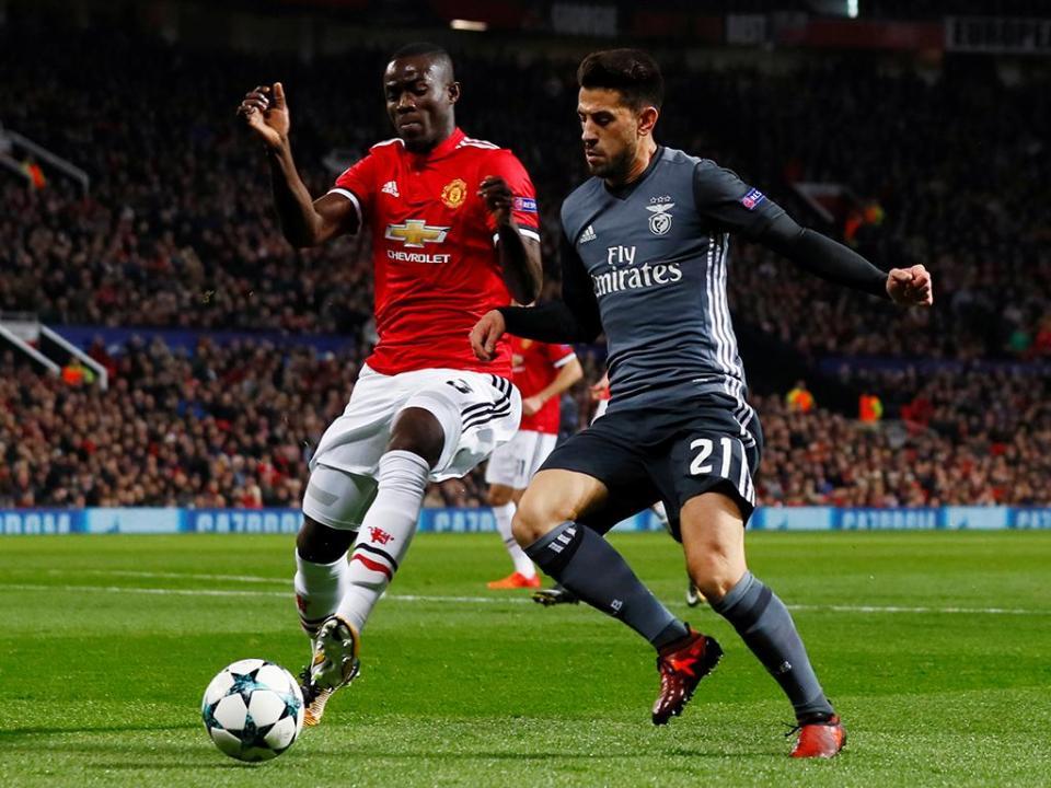 Mourinho confirma: Bailly tem lesão grave