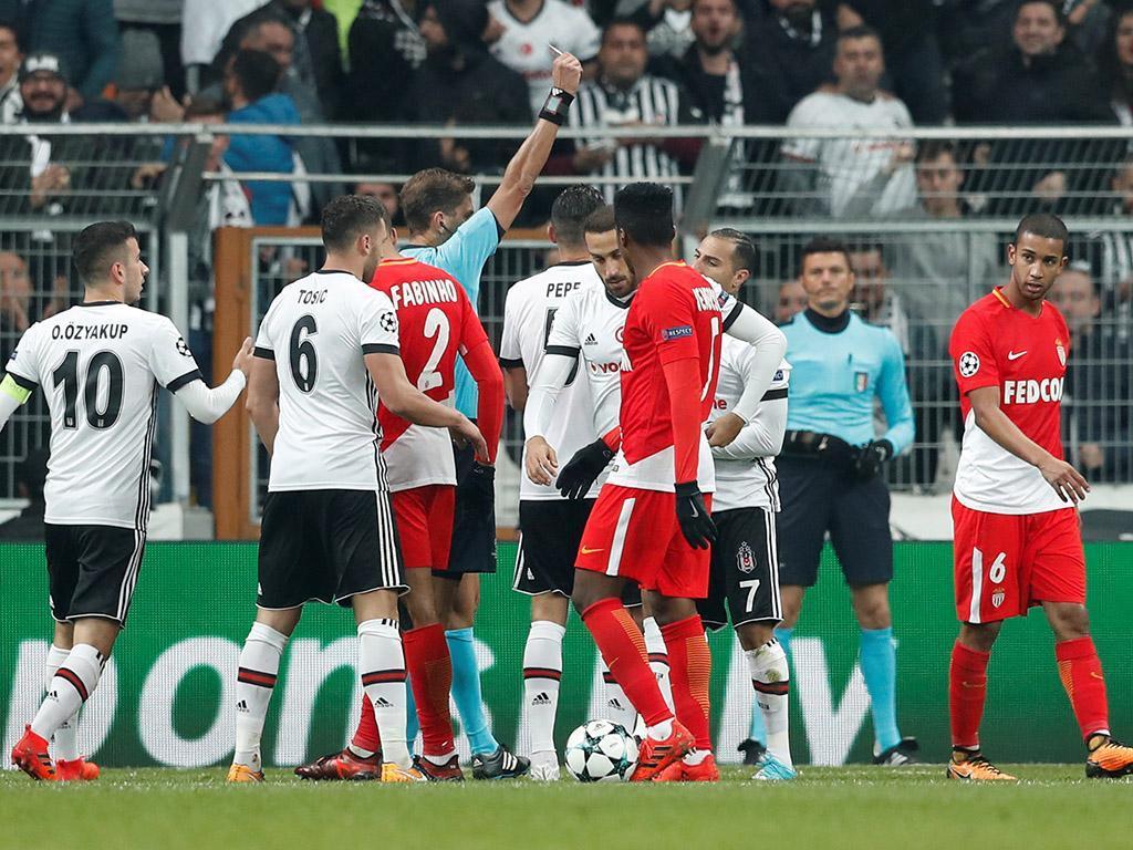 Atenção, FC Porto. Besiktas e Mónaco empatam