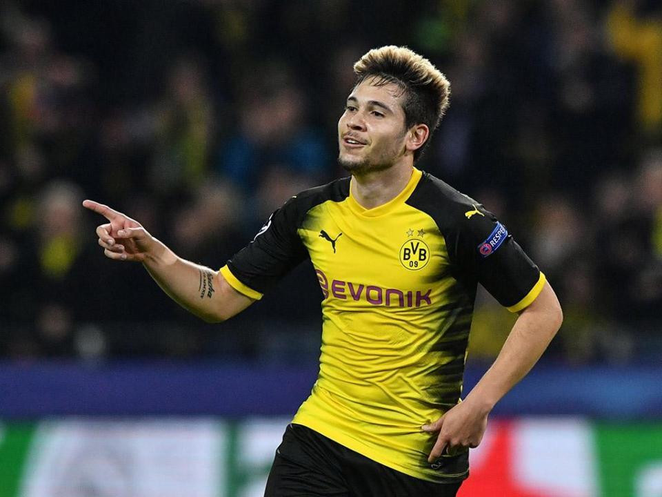 Dortmund: Raphael Guerreiro enfrenta nova lesão muscular