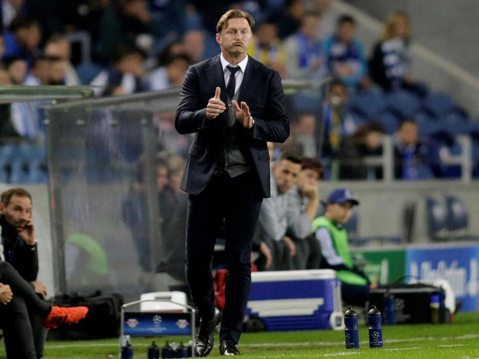 A «derrota amarga» do Leipzig: «Fomos menos eficazes»