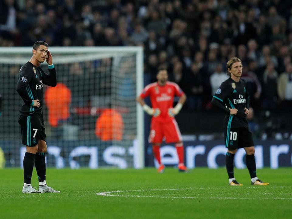 Ronaldo: «Pepe, James e Morata faziam a equipa mais forte»