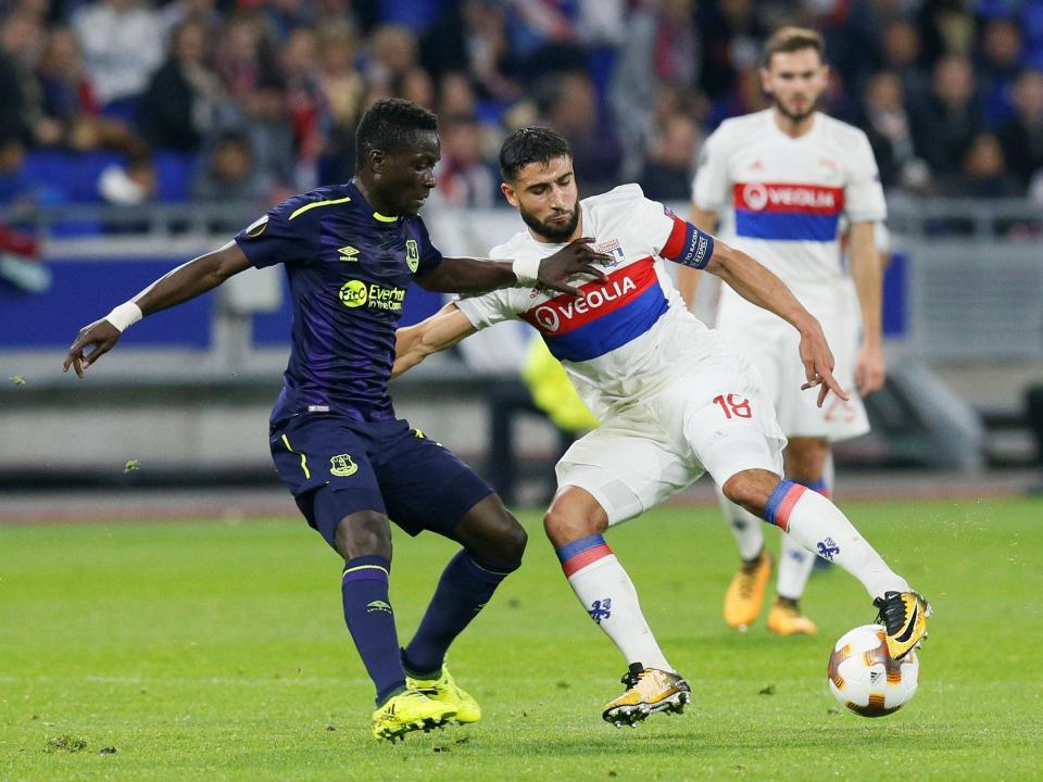 Arranjou uma grande confusão na Ligue 1 e agora é o jogador do mês