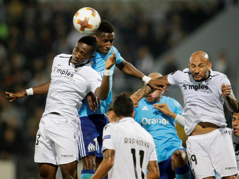 LE: V. Guimarães-Marselha, 1-0 (crónica)
