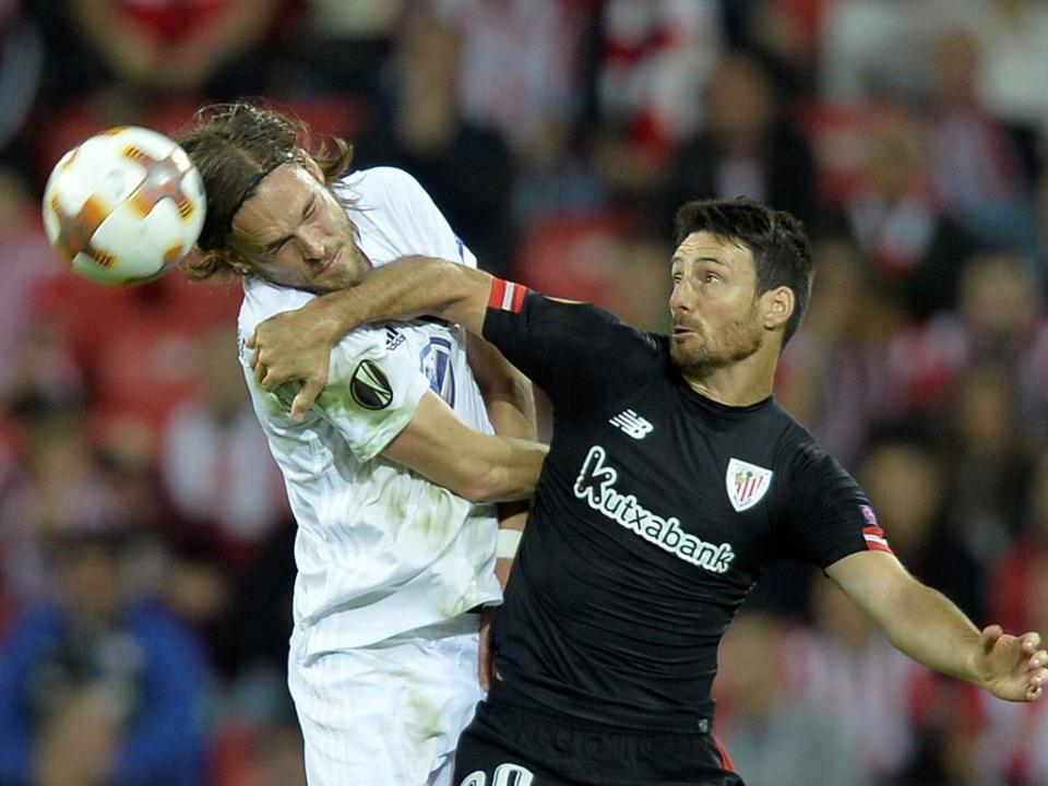 LE, Grupo J: Athletic e Hertha baralham tudo com os primeiros triunfos