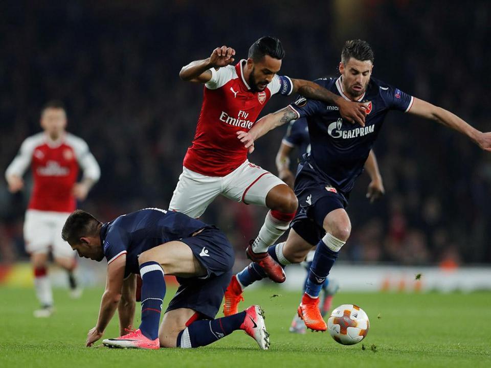 LE, Grupo H: Arsenal apurado, Colónia goleia
