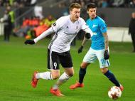 Rosenborg-Zenit (Reuters)