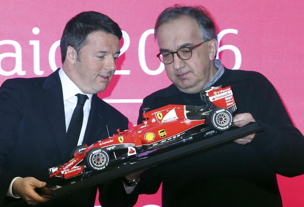 Ferrari ameaça deixar a F1 por visão de