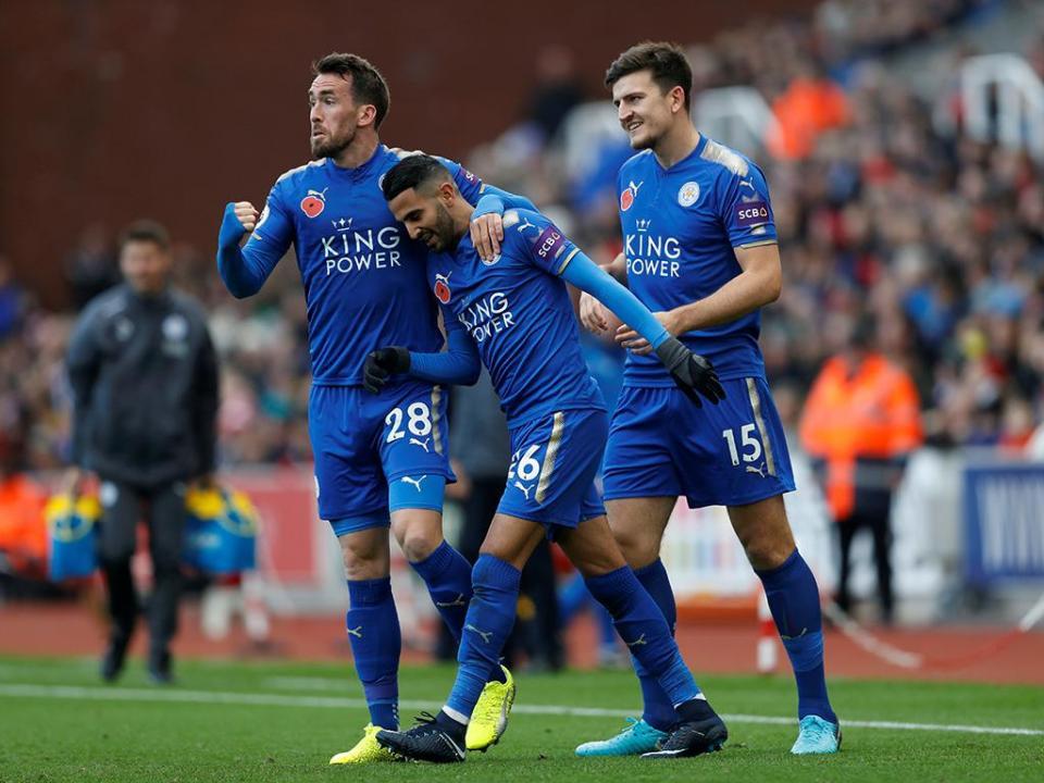 Tottenham Vs Leicester Ao Vivo: VÍDEO: Leicester Vence Tottenham Com Golaços De Vardy E Mahrez