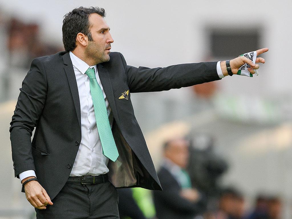 Castigos: Sérgio Vieira com multa pesada no adeus ao Moreirense
