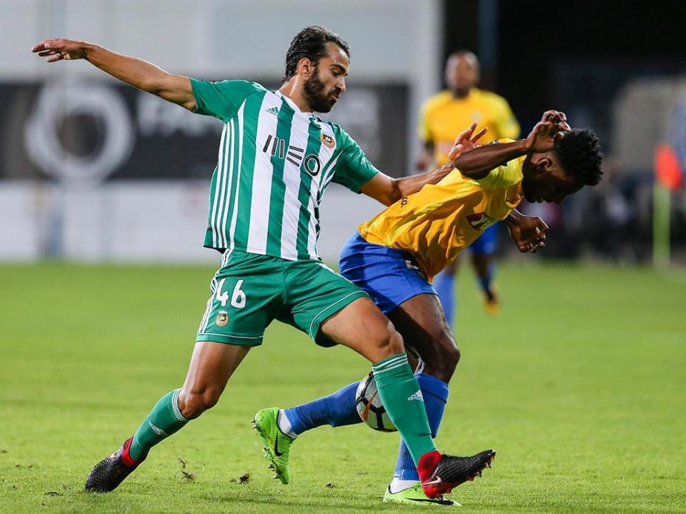Sporting: Marcelo é hipótese já em janeiro