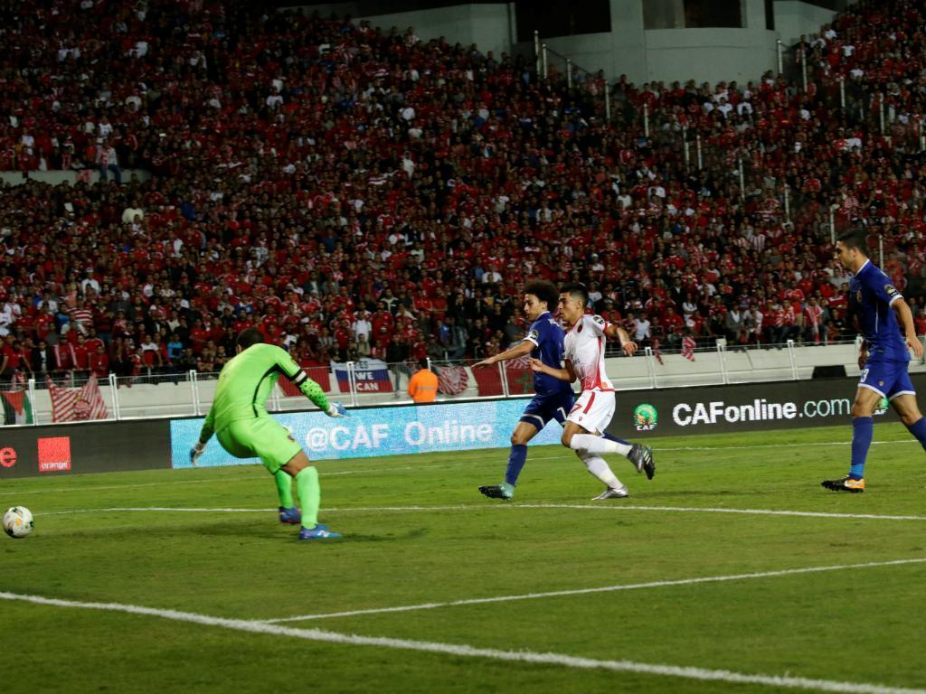 Wydad Casablanca vence Supertaça de África pela primeira vez