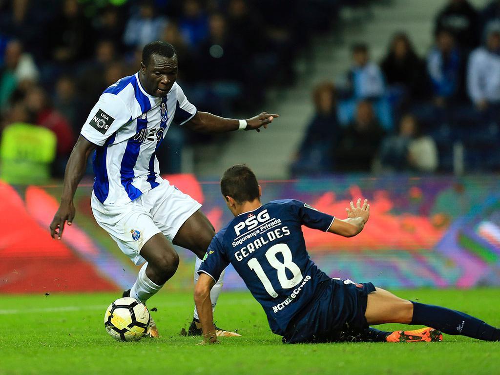 «Tinha de fazer uma boa época para mostrar ao FC Porto que se tinha enganado»