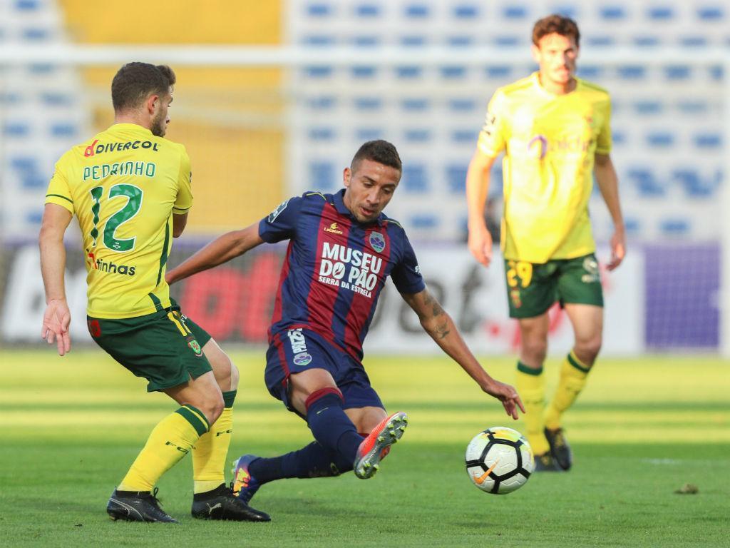 GD Chaves-FC Paços de Ferreira, 4-2 — Resultado final