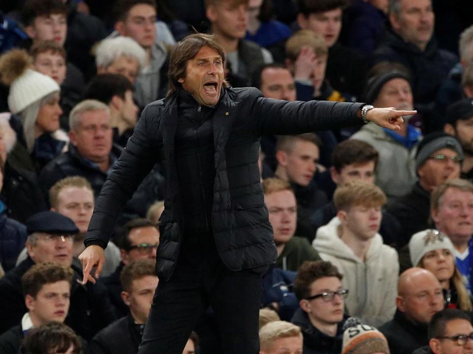 Conte: «O percurso do Manchester City é incrível, não é?»