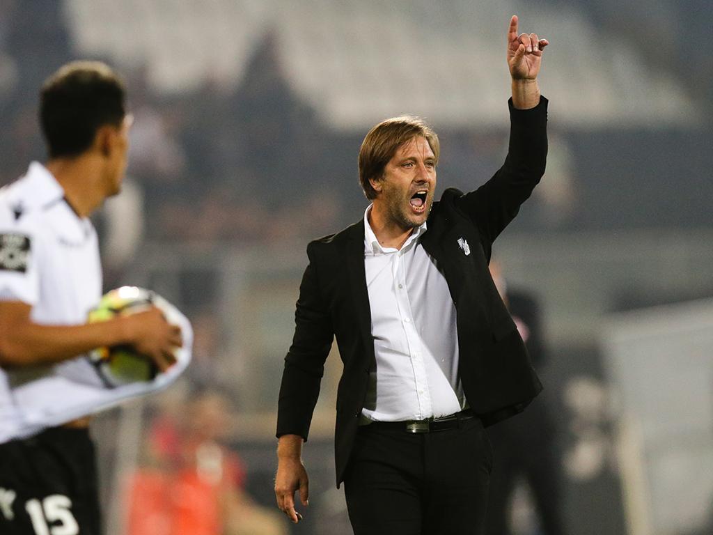 Pedro Martins: «Vamos encarar os dois jogos que temos como finais»