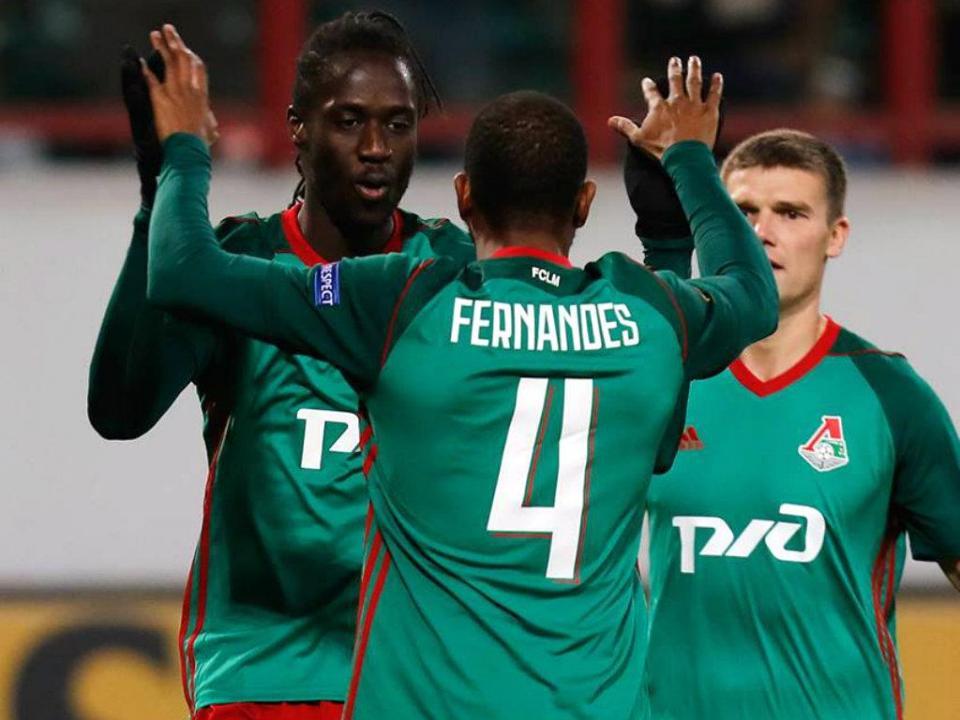 Lokomotiv: Manuel Fernandes eleito o melhor jogador da época