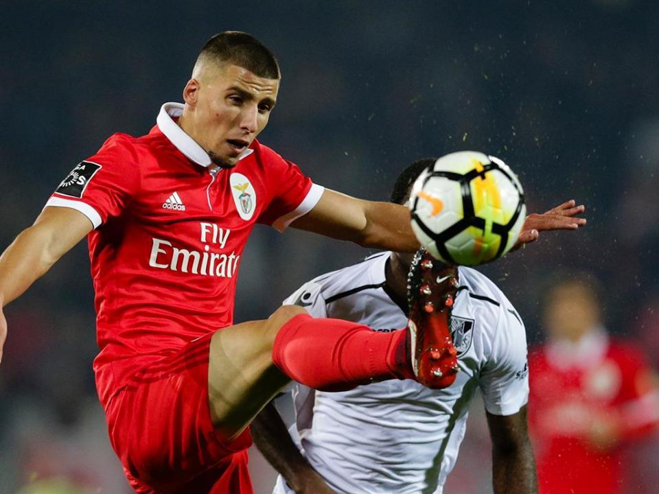 Benfica: dois lesionados para jogo com o FC Porto