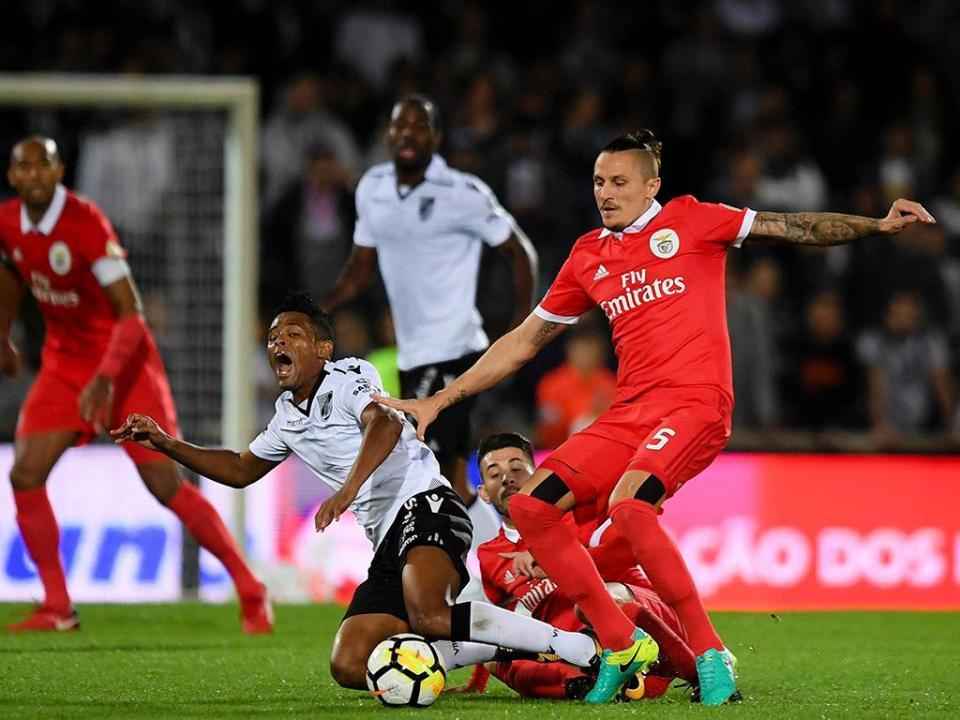 Benfica-V. Guimarães: antevisão e onzes prováveis
