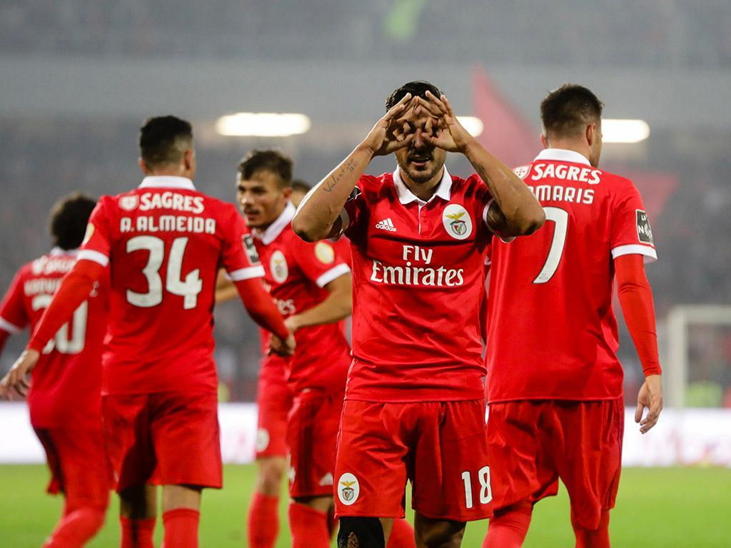 VÍDEO: o resumo da vitória do Benfica em Guimarães