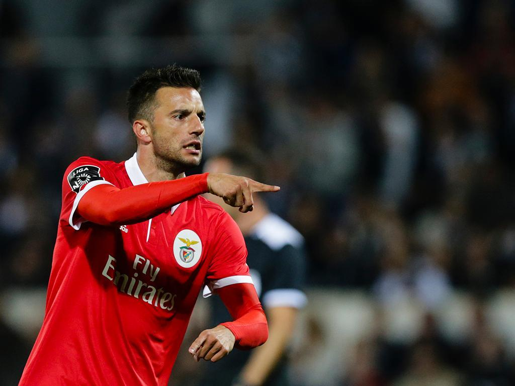 VÍDEO: a boa jogada coletiva que deu o golo a Samaris e ao Benfica