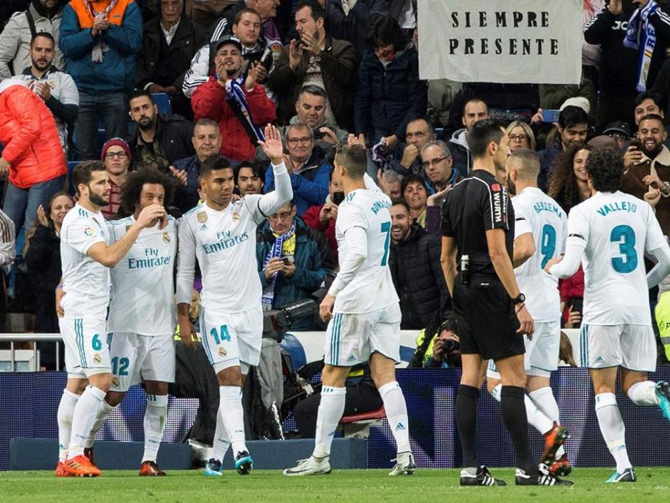 Real Madrid: Vallejo fora da lista para o Mundial de Clubes