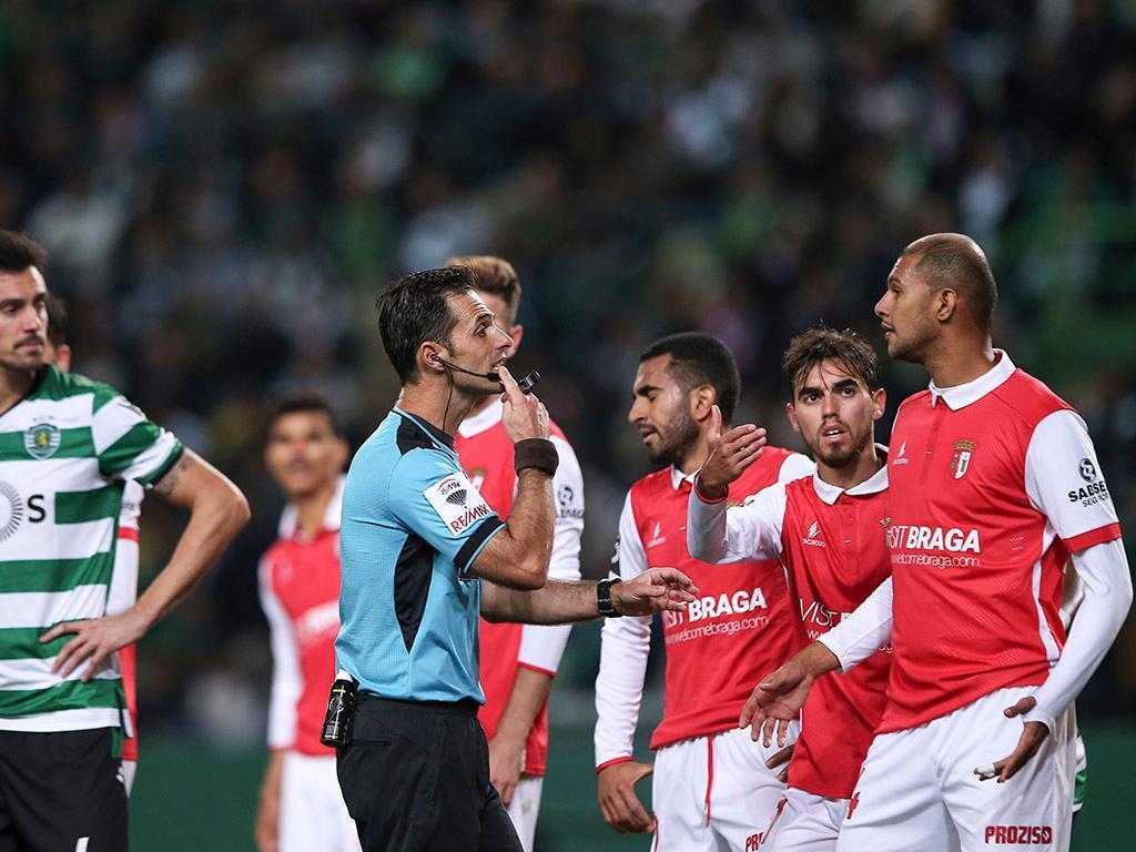 VÍDEO: Bas Dost faz o primeiro frente ao Sp. Braga