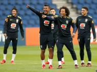 Treinos Seleção Brasileira ( Reuters )