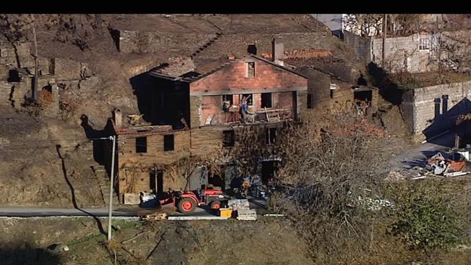 Incêndios: FPF já começou a reconstrução da primeira casa