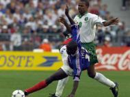 França-Arábia Saudita, 1998