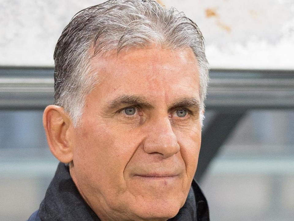 Queiroz diz que deixa Irão depois do Mundial