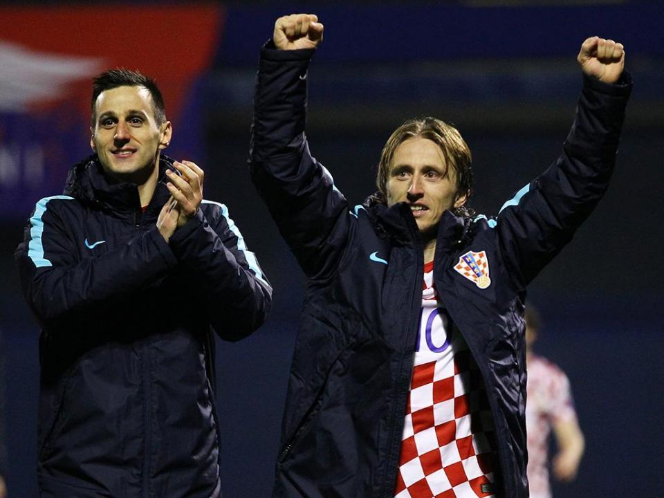 Modric avisa Croácia para o Mundial: «Correr e lutar mais»