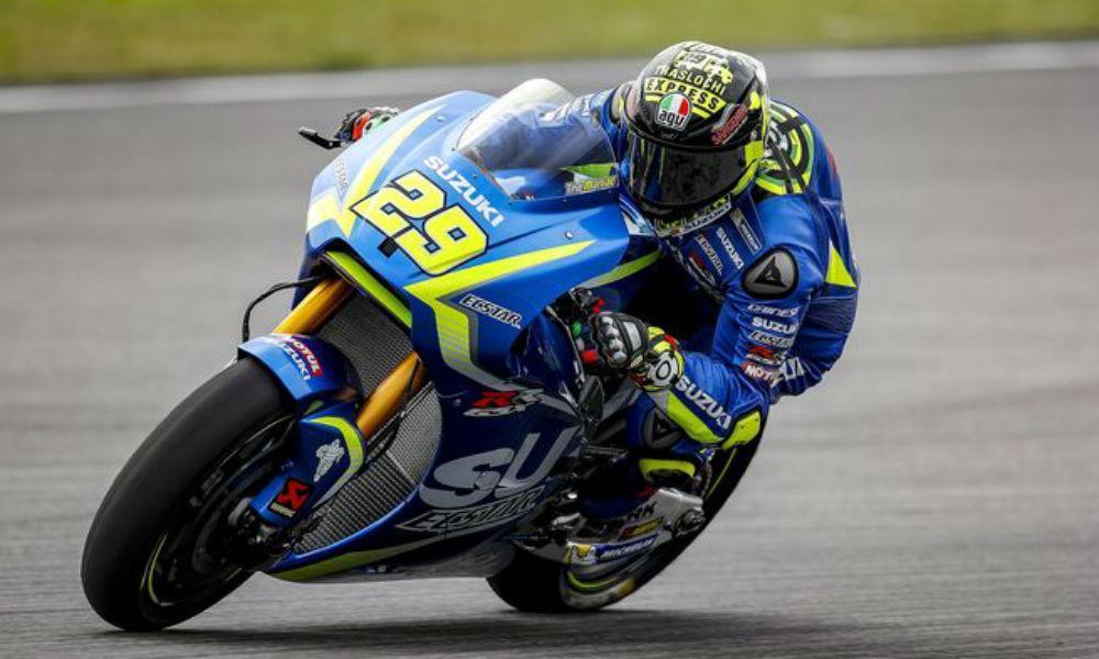 Toni Elias de volta aos comandos de uma MotoGP