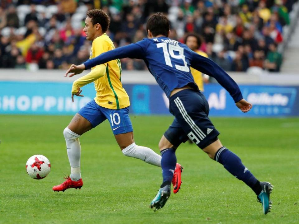 VÍDEO: Brasil bate Japão com golaço de Marcelo… de pé direito