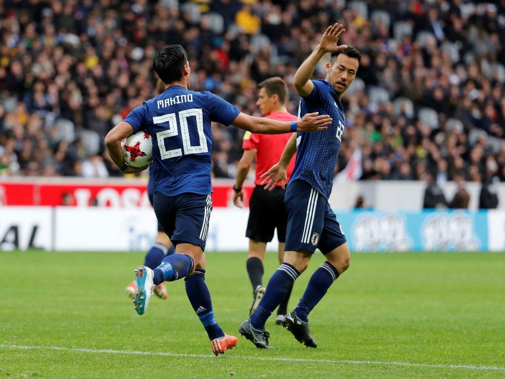 Mundial 2018: Nakajima fora da lista do Japão