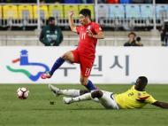 Coreia do Sul-Colômbia ( Reuters )