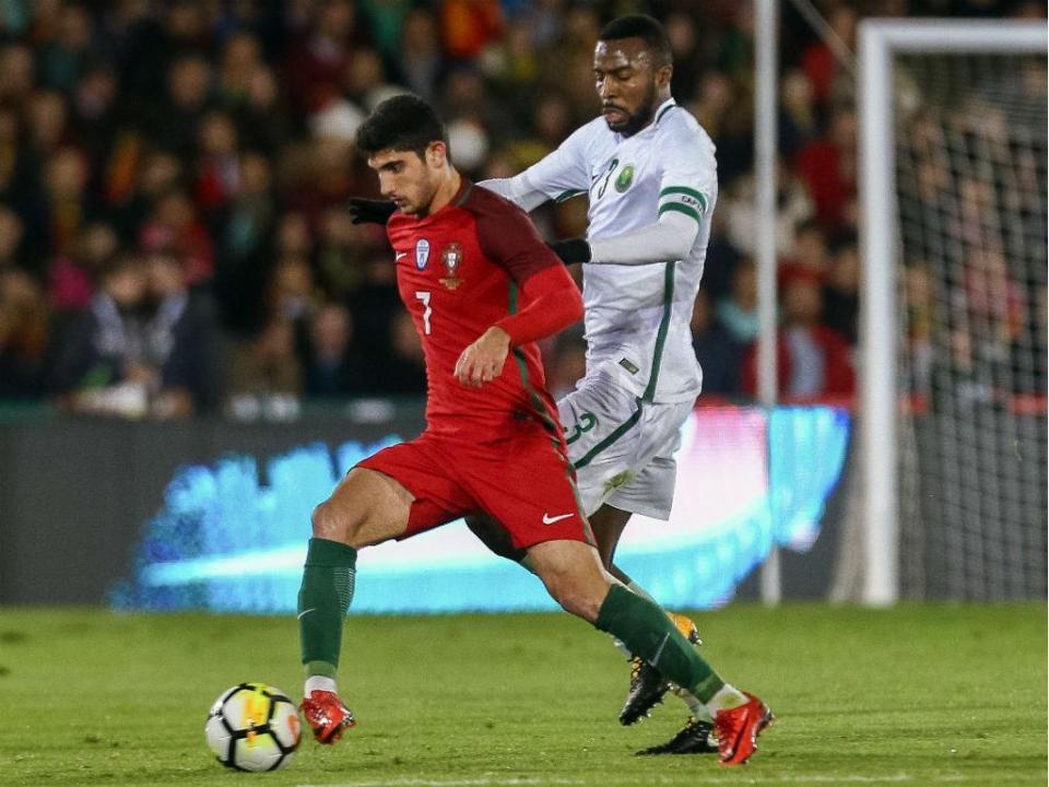 Mundial 2018: Arábia Saudita em lista alargada para estágio