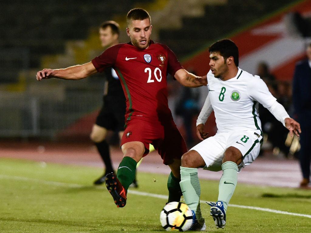 Portugal empata com os Estados Unidos (1-1) em jogo particular