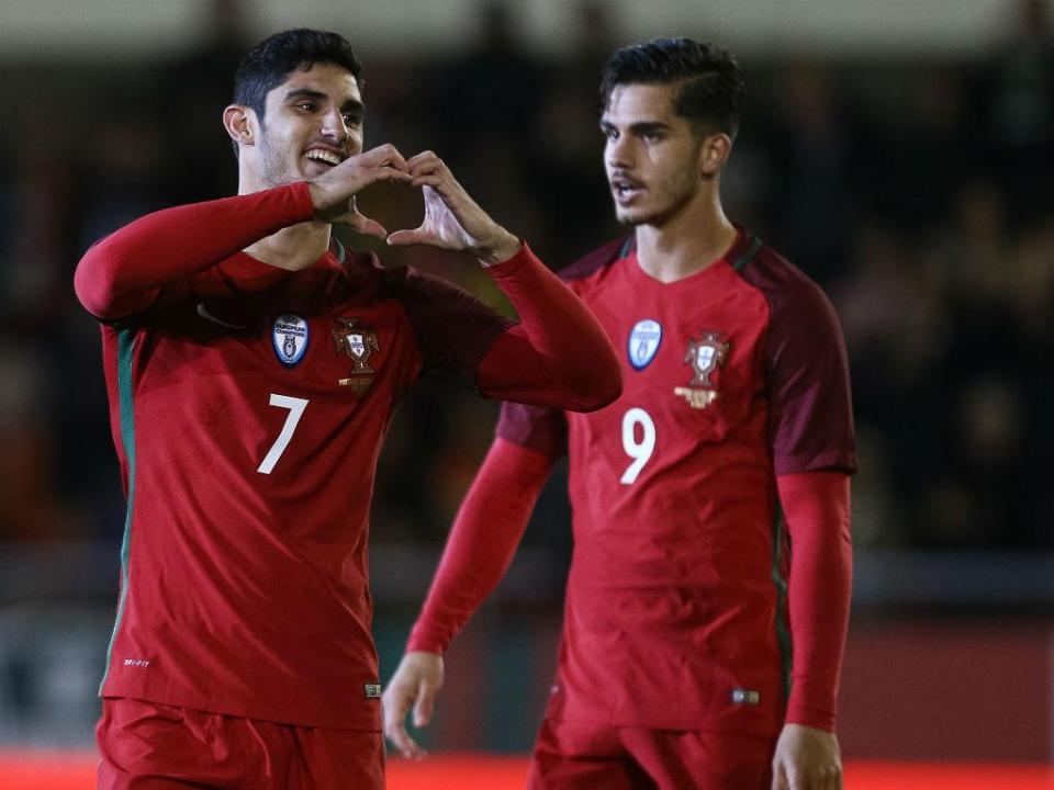 Portugal-Arábia Saudita, 3-0 (destaques)