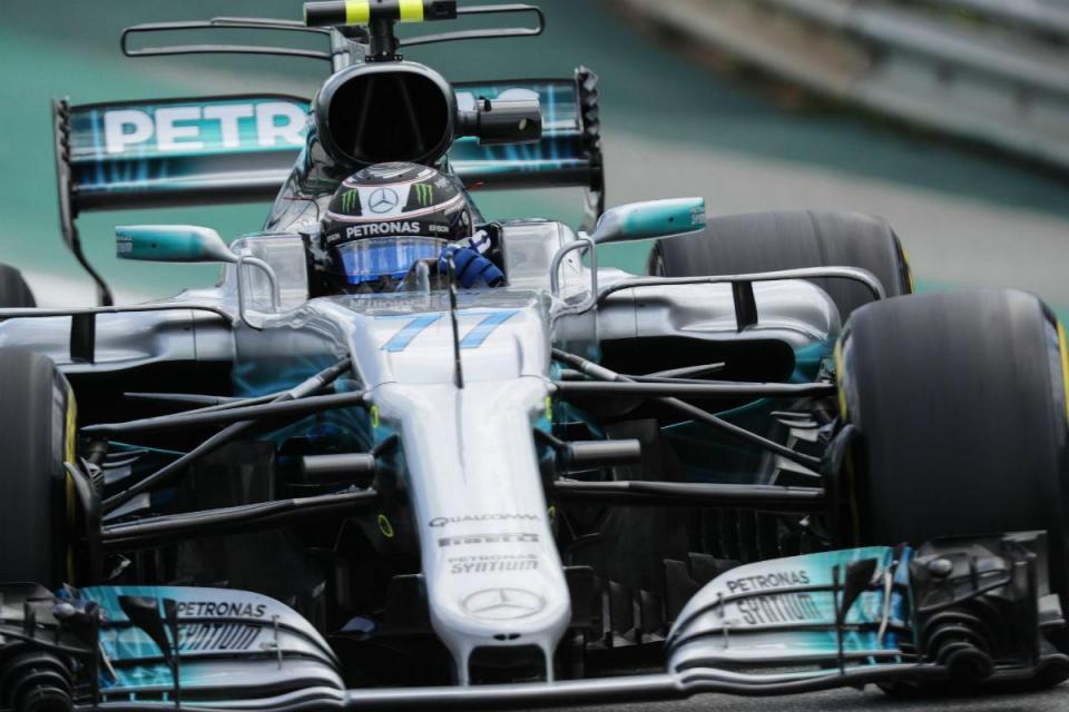 GP do Azerbaijão: Bottas bate Red Bull no 1º. treino livre